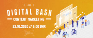 Raus aus dem Content-Chaos: The Digital Bash – Content Marketing