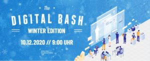 Mit exklusiven Marketing Insights ins neue Jahr: The Digital Bash – Winter Edition