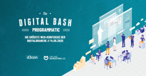 Optimiere dein Advertising automatisiert – The Digital Bash: Programmatic by d3con