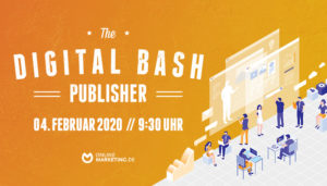 Blogs aufgepasst! The Digital Bash: Publisher Special