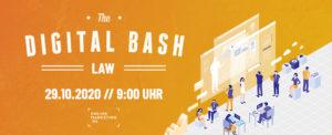 Rechtssicher auf allen Kanälen – The Digital Bash – Law