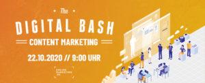 Raus aus dem Content-Chaos: The Digital Bash – Content Marketing