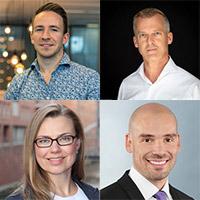 Jenny Gruner | Hapag-Lloyd / Max Melching | Douglas / Jürgen Sorg | Continental Reifen Deutschland