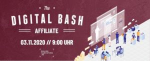Von Partnern profitieren: The Digital Bash – Affiliate Marketing