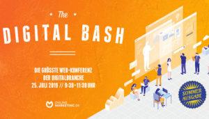 The Digital Bash: Visionäre des Marketing bei der Sommer-Ausgabe der beliebten Web-Konferenz