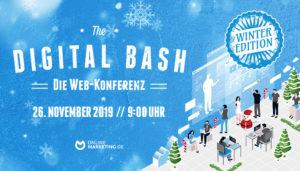 The Digital Bash – Winter Edition: Generation Z und die Trends der Zukunft